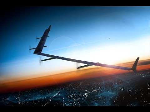 Facebook's drone Aquila project tries to bring internet to the rest of the world