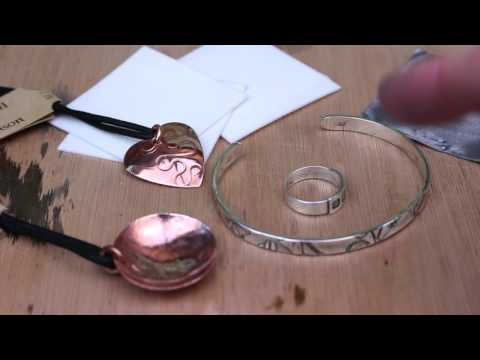 Silver Jewellery Polishing Pads  Demo & review.