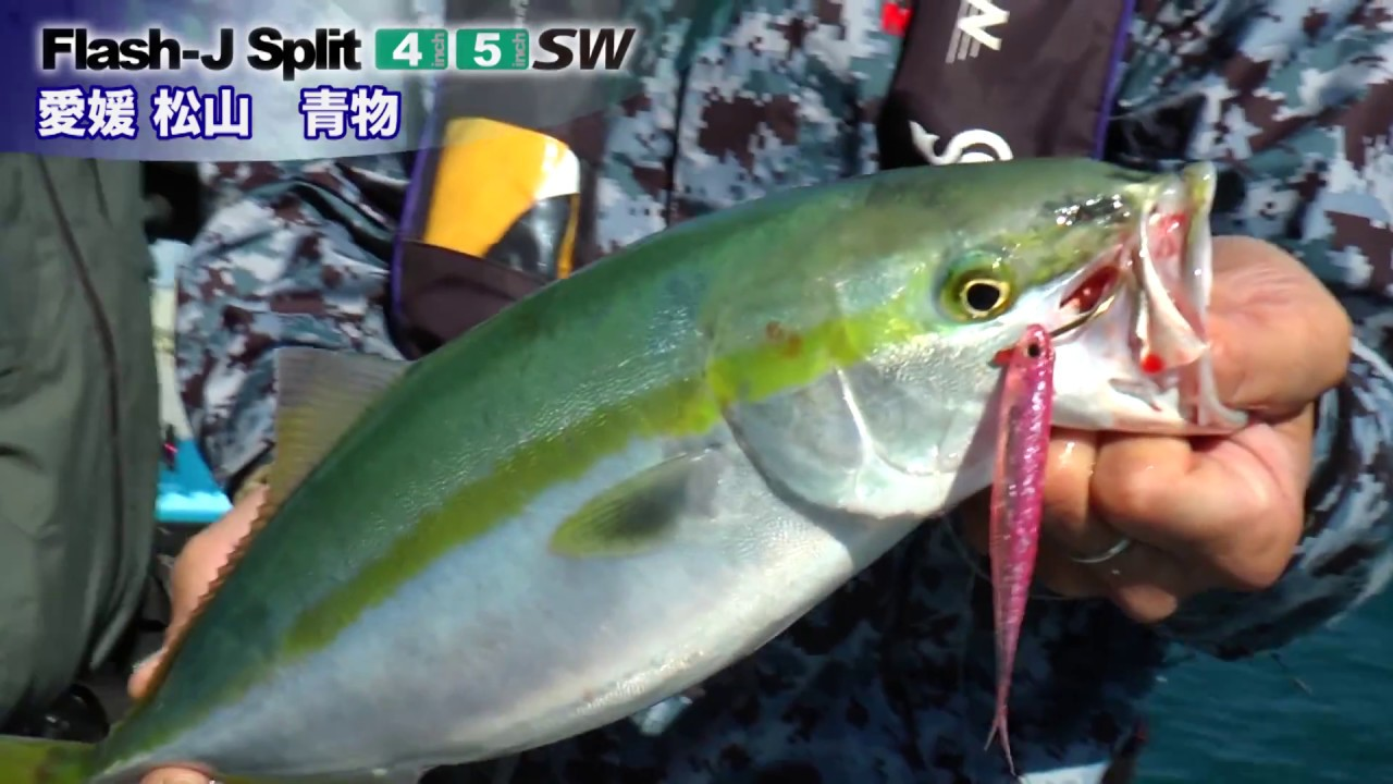 "Fish Arrow Finesse Soft Bait Flash-J Split Tail 5"" Sw"