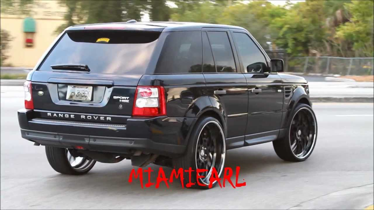C2c Customs Range Rover Sport On 26 Quot Forgiato Maglia 954