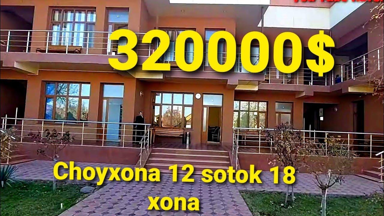 Download Toshkent Shayxontohur 12 sotok 3 qavat 18 xonali choyhona sotiladi narxi 320000$