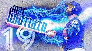 José Bautista | 2016 Blue Jays Highlights ᴴᴰ