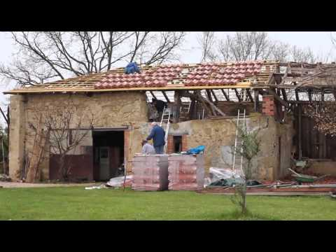 The Builder - Friendly Roof Renovation 2 + Demolition GoPro