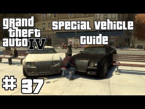 GTA IV: SPECIAL VEHICLE GUIDE - EC ЧЁРНЫЙ И EC БЕЛЫЙ PMP 600 С ГИБРИДНОЙ РЕШЁТКОЙ