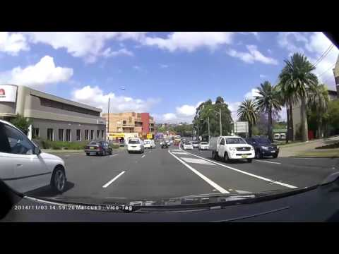 Sydney Finest Shit Drivers - A Personal Dashcam Compilation