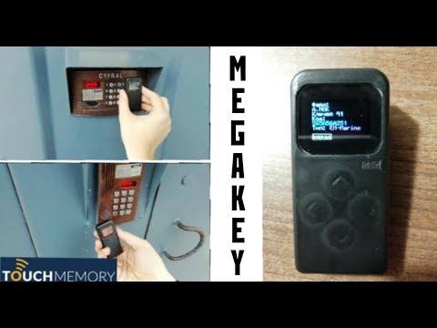 Эмулятор ключей от домофонов - MEGAKEY