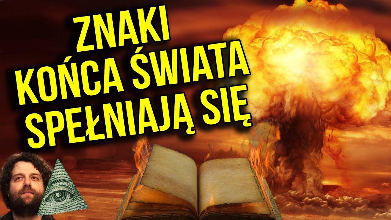 Spełniają Się Znaki Końca Świata z Biblii i Przepowiedni ???? Spiskowe Teorie Plociuch Analiza RFID