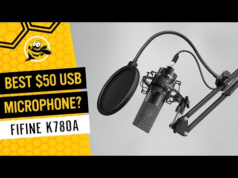 Is the FIFINE K780A USB Microphone the Best You Can Get for $50?