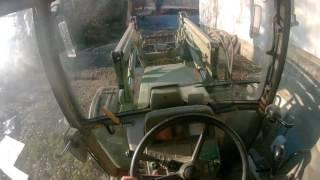 gopro lavage la route la ferme chargement de billaud payage des mouton