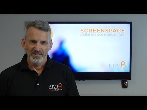 SCREENSPACE in 60 seconds