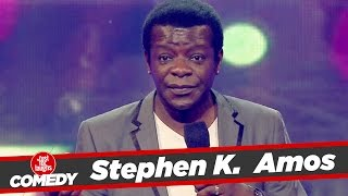 Stephen K Amos Stand Up - 2012