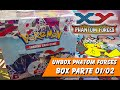 5º Pokémon TCG: Unbox Box Booster XY4 Phantom Forces Parte 01/02