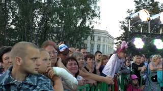 СБОРНАЯ СОЮЗА - КОНЦЕРТ 22.08.2015 ДЕНЬ РОССИЙСКОГО ФЛАГА