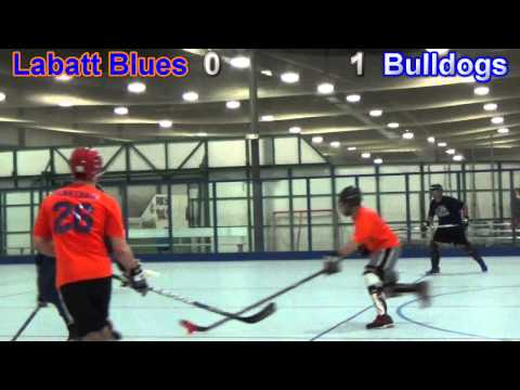 Labatt Blues Vs Bulldogs
