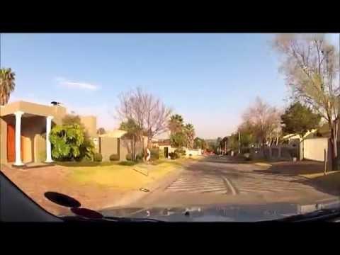 Johannesburg suburbs