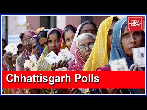 People Cast Their Votes Despite Threats By Naxals Chhattisgarh | India First