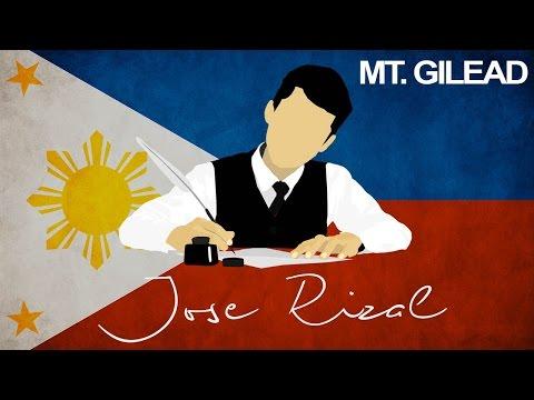 JOSE RIZAL (Mt  Gilead)