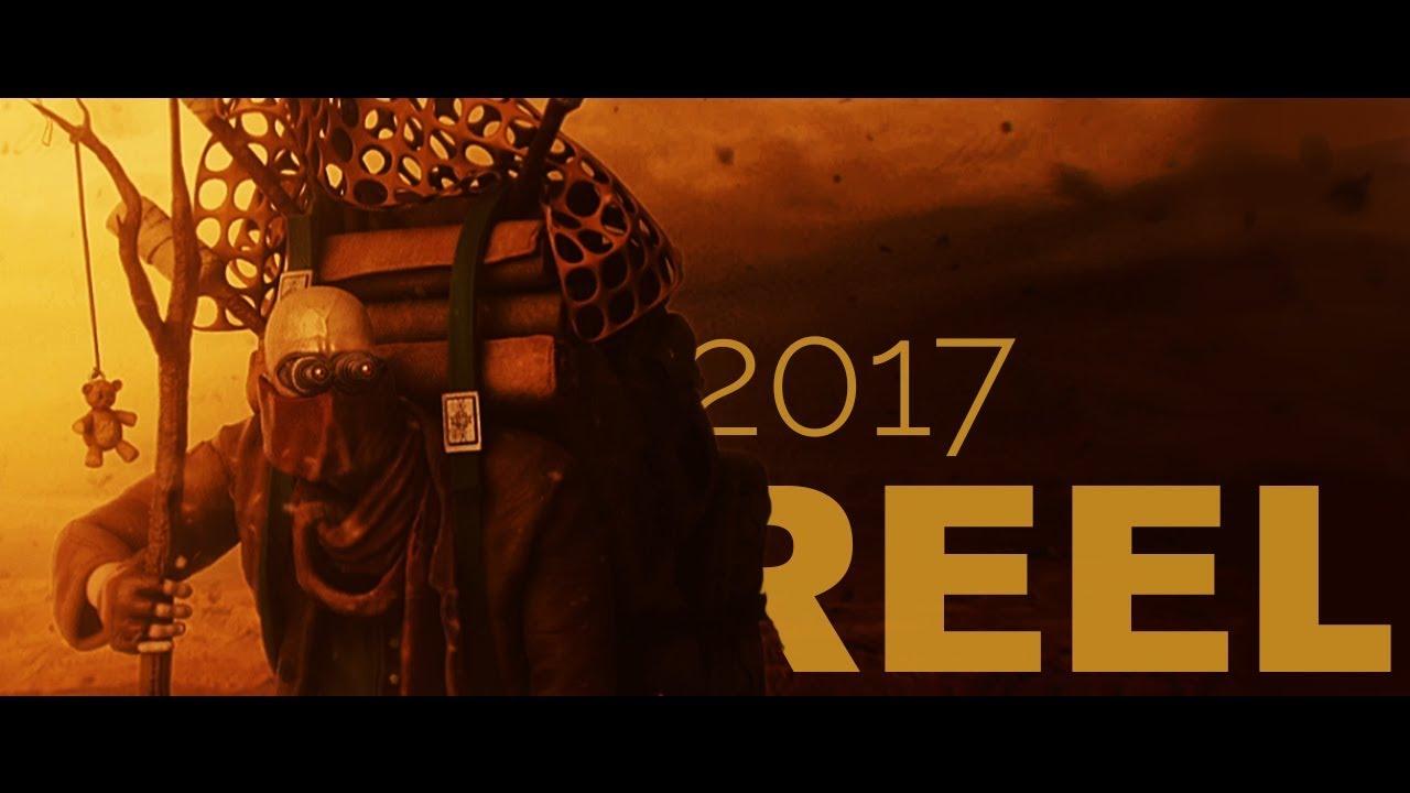 Asad Manzoor — CG Reel 2017