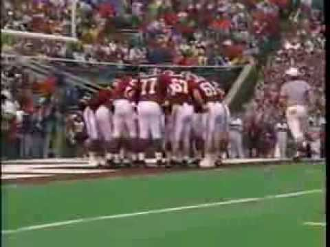 1993 SEC Championship - Alabama Crimson Tide (#16) vs Florida Gators (#9)