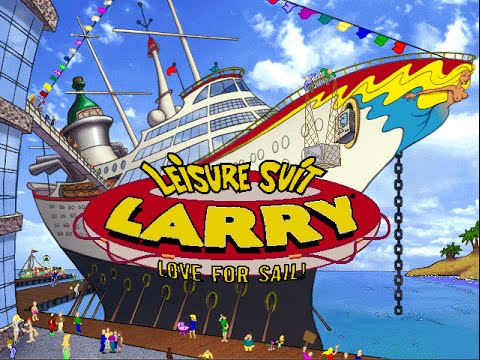 LEISURE SUIT LARRY VII: LOVE FOR SAIL - Debut Trailer