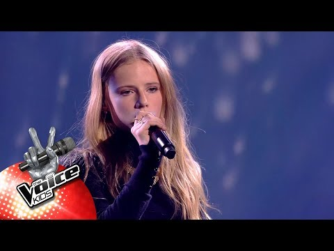 Elisabeth - 'Nothing Compares 2 U' | Topfinale | The Voice Kids | VTM