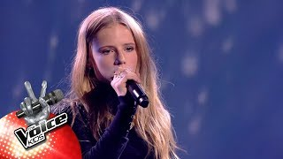 Elisabeth - 'Nothing Compares 2 U' | Topfinale | The Voice Kids | VTM