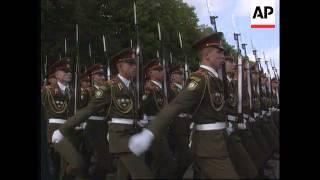 Germany - Last Russian Troops Leave Germany