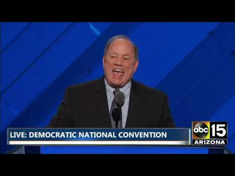 FULL: Detroit Mayor Mike Duggan - Democratic National Convention
