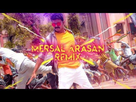 Mersal - Mersal Arasan Remix (DARMENЯ)  Vijay | A R Rahman | Atlee