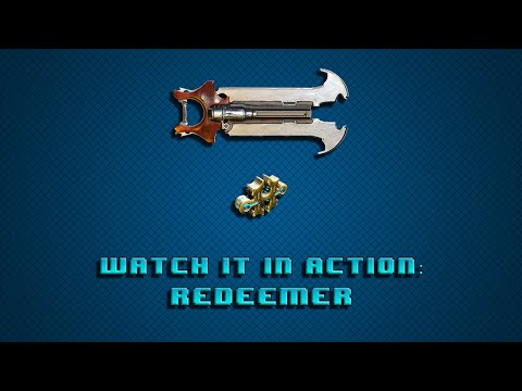 Warframe Watch it in Action: Weapons Edition   Redeemer 1 forma build!