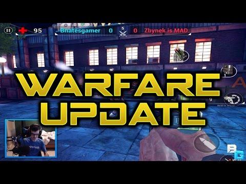 Unkilled - Warfare Update!