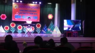Bieu dien Organ cua Lâm Tuyền