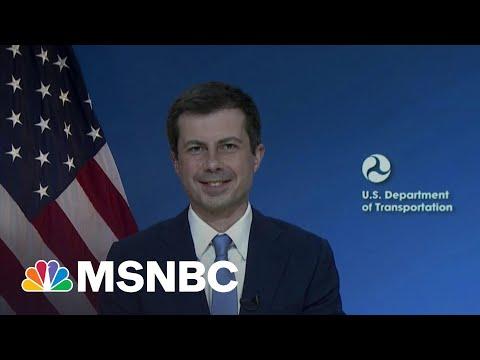 Going Big: Buttigieg On Jobs Agenda & GOP Resistance | The Beat With Ari Melber | MSNBC