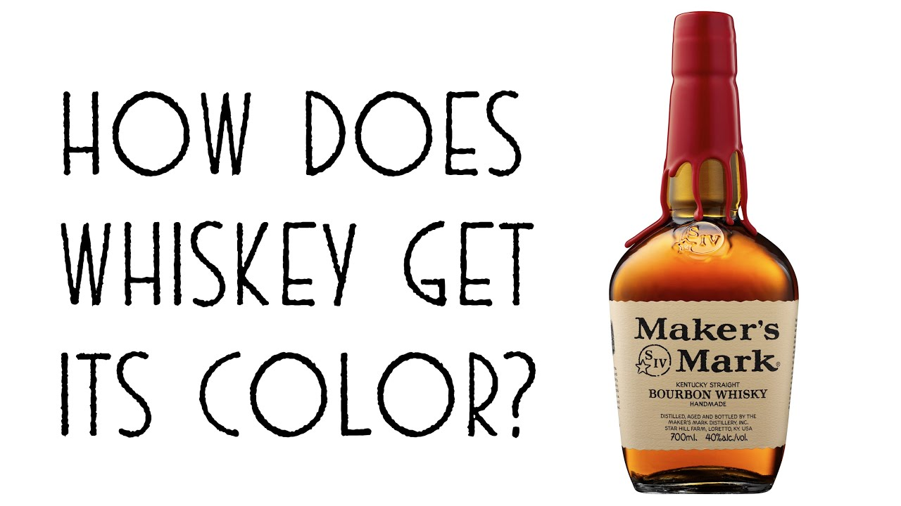 How do they make whiskey