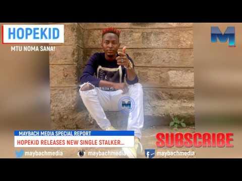 New Skool Ragga Artist Hopekid Says There Is A Stalker After Him | HOPEKID THE GENERAL