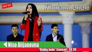 Niso Alijanovna Oshiq Bola Concert 2020