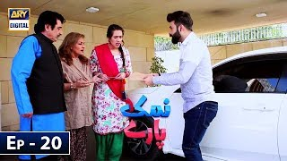 Namak Paray Episode 20 - ARY Digital 15 Mar