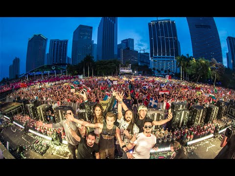 Steve Aoki at Ultra Music Festival 2015 FULL HD SET