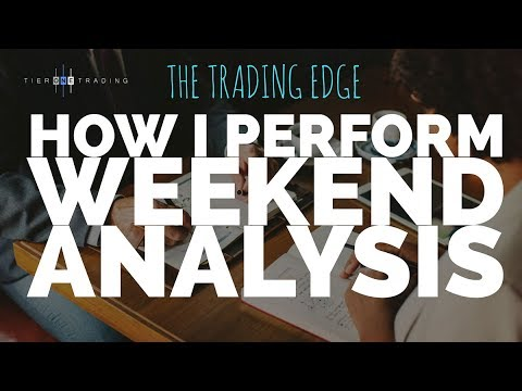 FOREX TRADING - How I Perform Weekend Analysis