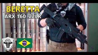 Video Beretta ARX 160 .22LR download MP3, 3GP, MP4, WEBM, AVI, FLV Juli 2018