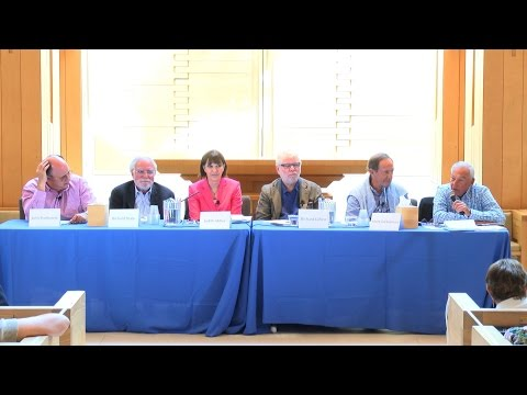 Panel Discussion on the Middle East - Jewish Center of the Hamptons