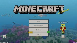 Minecraft PE 1.9 | HOW TO LOGIN IN/SIGN UP TO AN XBOX LIVE ACCOUNT!! + TUTORIAL!! (Pocket Edtion)