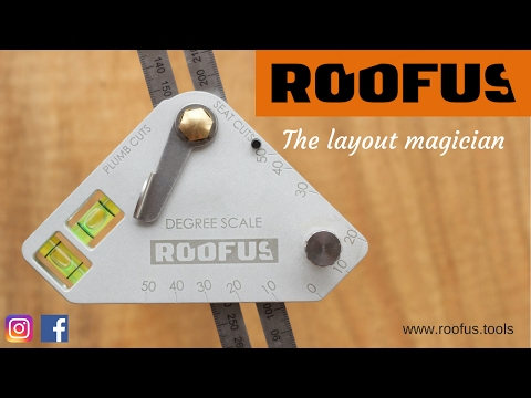 Roofus square the layout magician demo