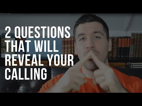 How to Know Your Calling from God: What's...