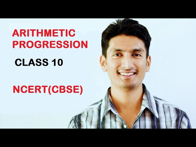 Arithmetic progression class 10 chapter 5  common terms of AP ncert (CBSE)