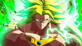 DRAGON BALL FIGHTERZ: BROLY All Special Pre Battle DIALOGUE!