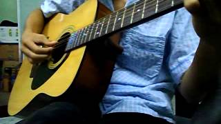 Bao giờ em biết- Guitar acoustic- Cover