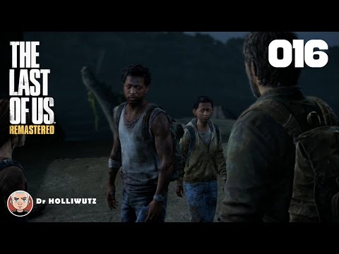 The Last of Us #016 - Nachts über die Brücke [PS4] Let's play Last of Us remastered