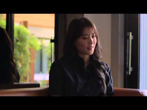 TUMI Case Studies: Claudia Kim