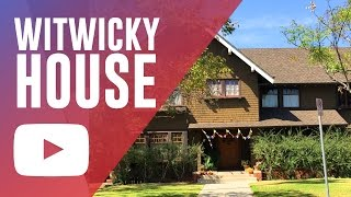 Sam Witwicky's House from Transformers!